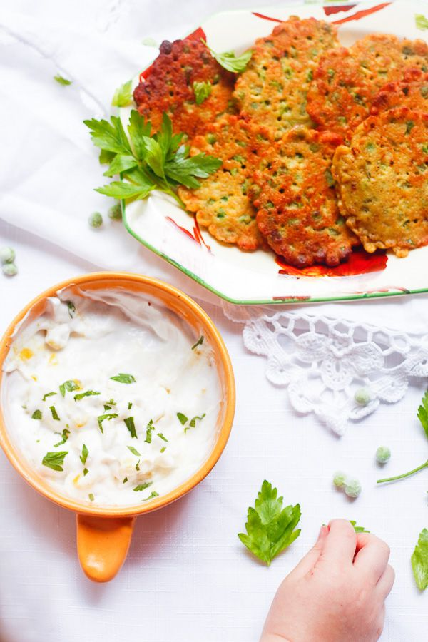 Deliciously fresh and golden, Gluten Free Pea Fritters which are also vegan and nut free. Perfect for afternoon tea for the kids! www.peafritters.com