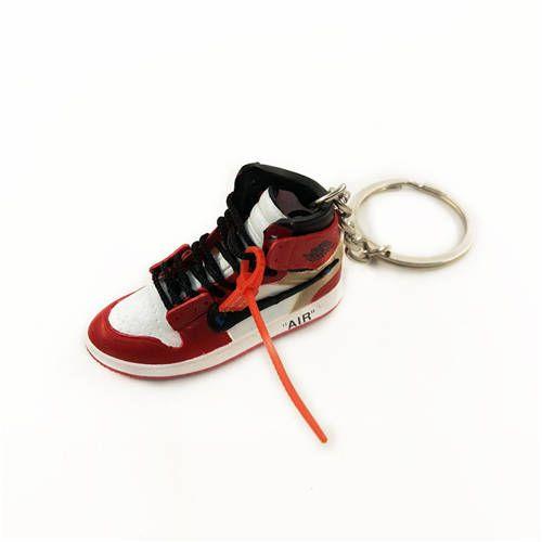 new arrival 68031 2f650 Air Jordan 1 Chicago x Offwhite Mini Sneaker(Tiny Sneaker ...