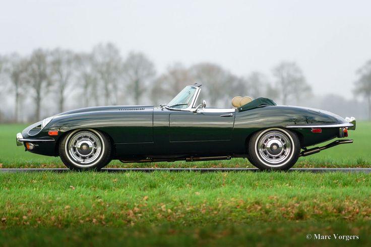 Jaguar E-type 4.2 Litre OTS, 1969 - Classicargarage - DE