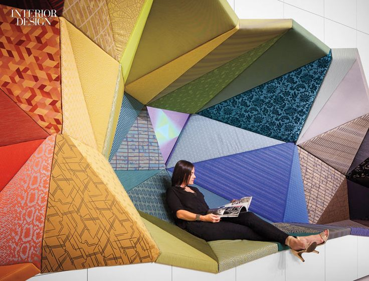 Recharge In Wolf Gordons 18 Foot Faceted Grotto