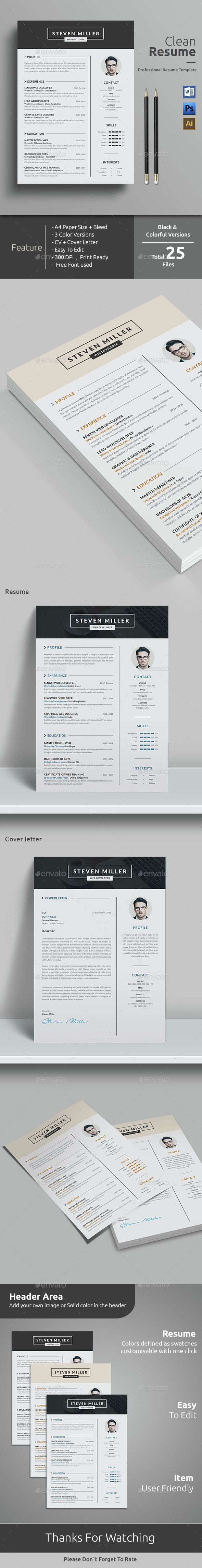 17 best ideas about cv template cv simple resume creative cv template here