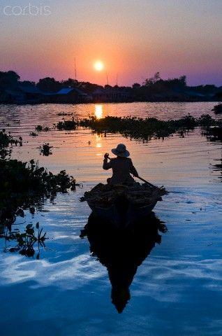 Cambodian Sunset http://viaggi.asiatica.com/