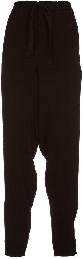 Marni Drawstring Tapered Trousers