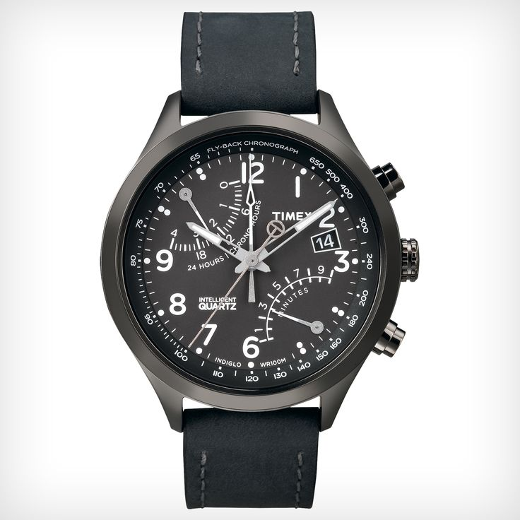 Timex: Intelligent Quartz™ Fly-Back Chronograph