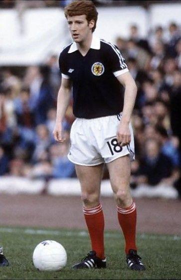 Tommy Burns Scotland 1981