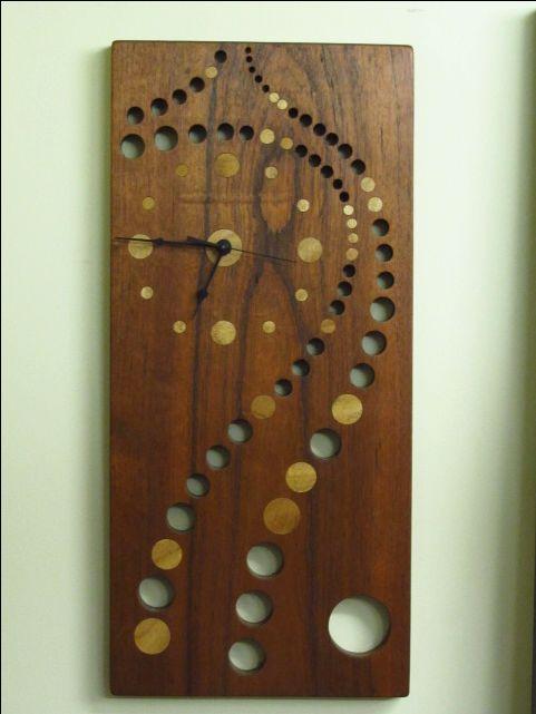 Clock by Brian Birtwell