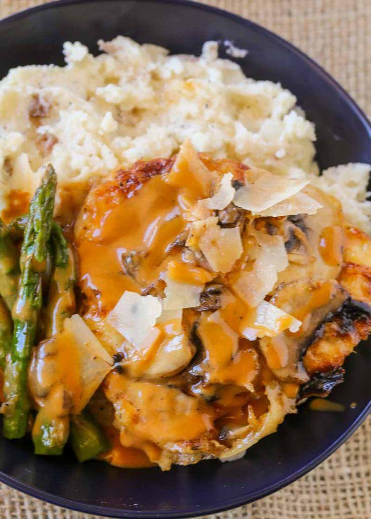 Chicken Madeira Natasha S Kitchen