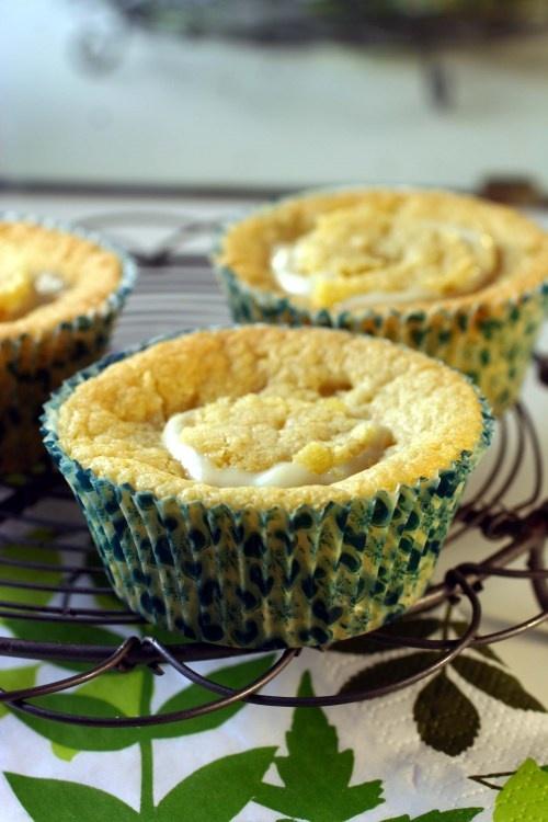 cupcake de limão
