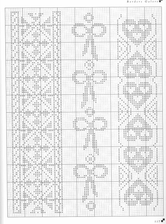 478 best filet crochet images on pinterest crochet doilies bordures ccuart Images