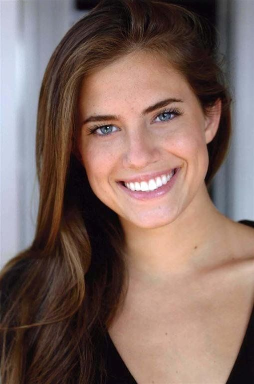 allison williams-my vote for Ana Steele @Kelly Cook