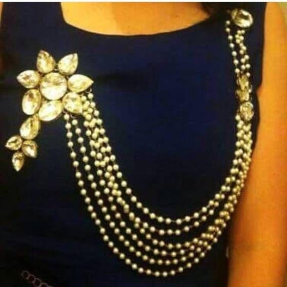 Saree Chain Or Kurti Brooch Or Body C... | Shopo.in