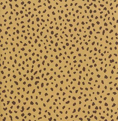 обои коричневые под леопардовый принт Thibaut
