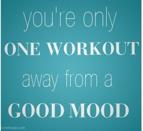 One Workout Away Pictures, Photos, and Images for Facebook, Tumblr, Pinterest, and Twitter