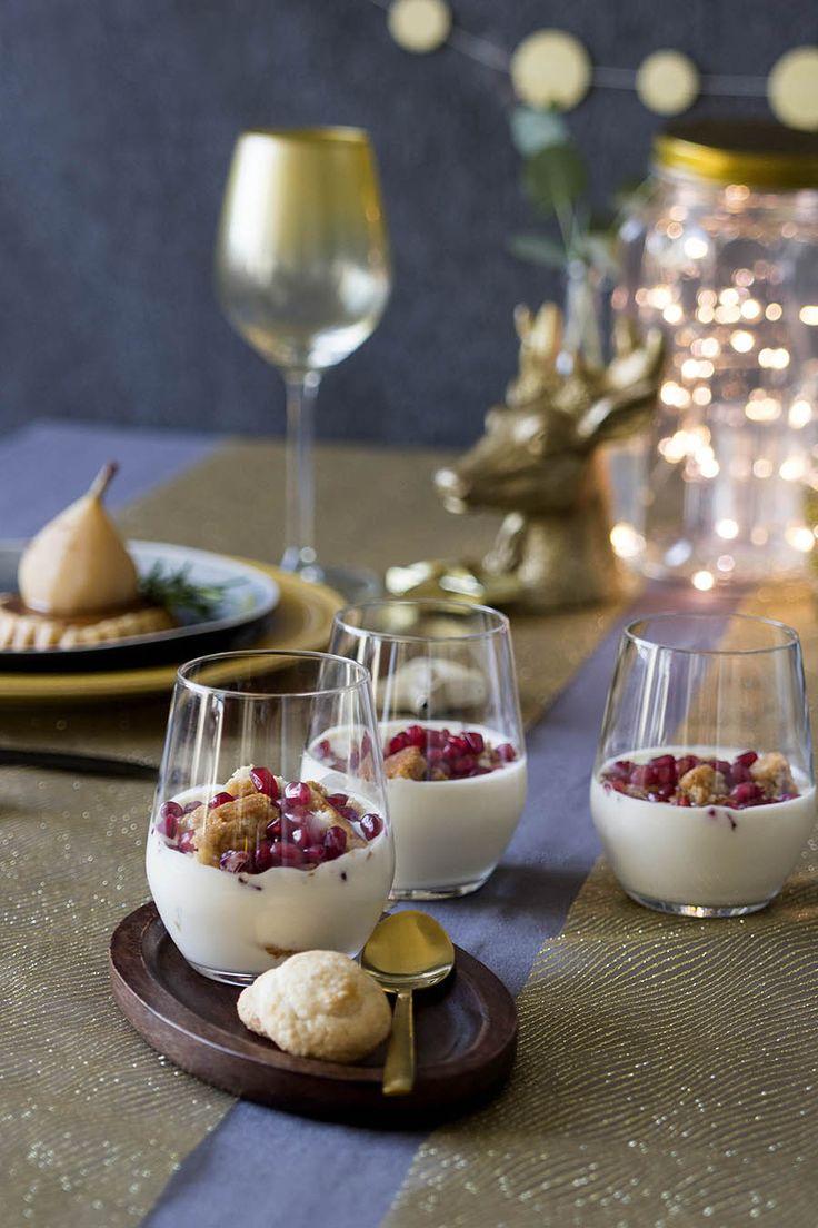 Een heerlijk toetje voor kerst: tiramisu met bitterkoekjes, kaneel en…