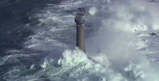 Video| Windsurf durante el huracán