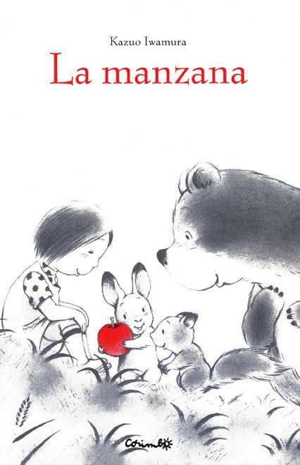Con una sensibilidad especial, Kazuo Iwamura nos presenta este álbum de trazos sencillos, tiernos y simpáticos. A través de sus ilustraciones nos muestra a la pequeña Natacha y a sus amigos, la ardilla, el conejo y el oso. Los dibujos en blanco y negro contrastan con la manzana roja...