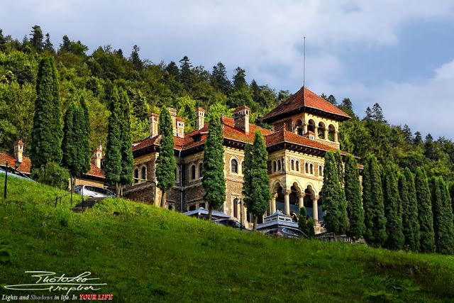 Cantacuzino Castle     by   http://PhotoLeoGrapher.blogspot.com