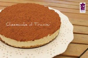 Cheesecake tiramisù |Ricetta dolci|Pasticciando con Magica Nanà