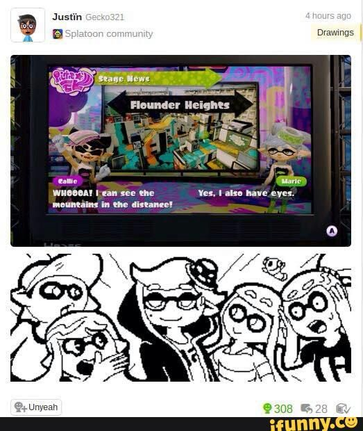 Squid Sisters - and that is why marie is the sassiest squid sister
