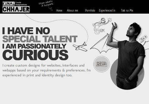 Emejing Personal Website Design Ideas Pictures - Home Design Ideas ...