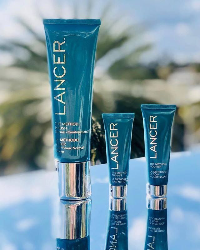 Lancer The Method Polish Cleanse Nourish Discovery Kit Qvc Com Lancer Skincare Cleanse Skin Care
