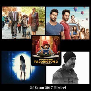Film Gündemi: Vizyona Giren Filmler 24 Kasım 2017