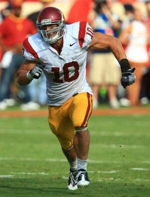 Brian Cushing USC FOOTBALL FIGHT ON PAC12 MEN OF TROY