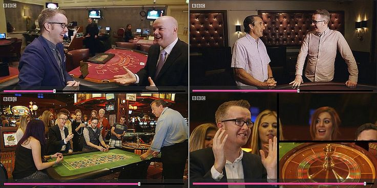 David Meade - $1 Million Roulette win. The mentalist attempts to win $1m and along the way gets advice from The Wizard of Odds and David Hickson from the Fitzwilliam Card Club. Entertaining stuff :)