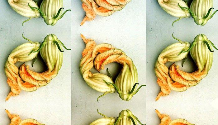 Nonna's Pan-Fried Zucchini Flowers
