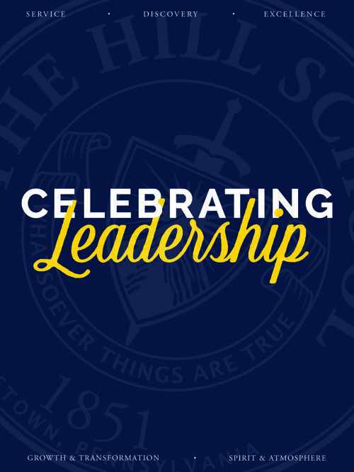 FlipSnack | Celebrating Leadership by hillschoolcommunications