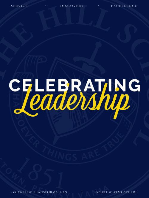 FlipSnack   Celebrating Leadership by hillschoolcommunications