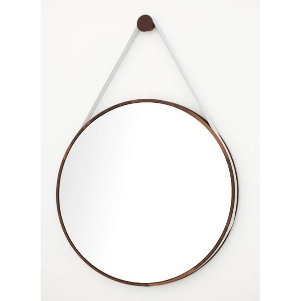 Meer dan 1000 idee n over miroir rond op pinterest spiegel petit miroir en full body spiegel for Petits miroirs ronds
