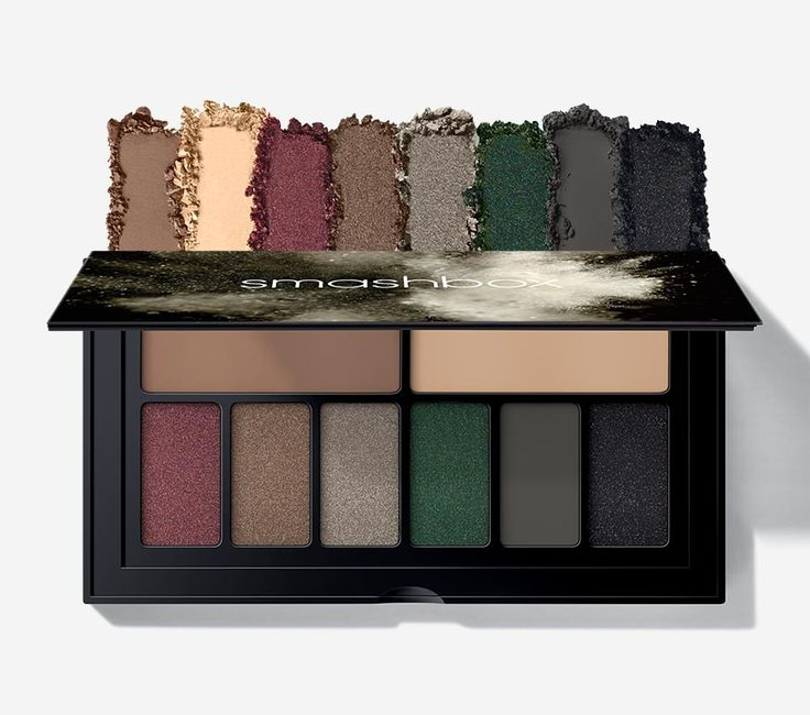 #CoverShotPalette Smoky available on Smashbox.com (while supplies last!)