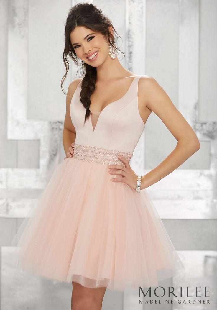 Pink Dama Dresses
