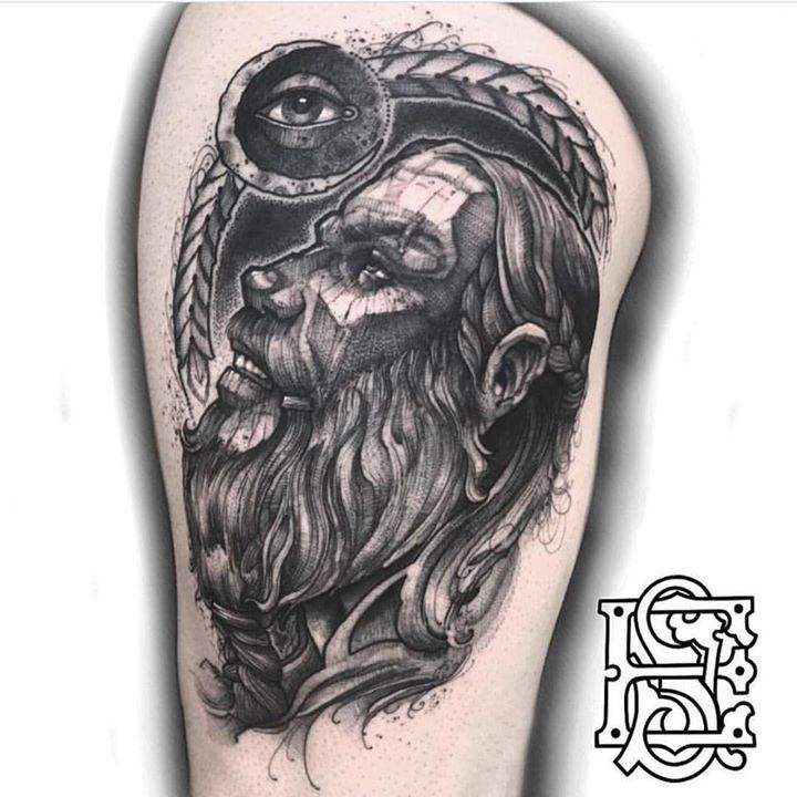 olio.tattoo Ghost Tattoo by @eddiestacey from Ink & Dagger Tattoo Parlour - Roswell, GA @eddiestacey @inkedmag #ghost -- More at: https://olio.tattoo/tattoo-images/mentions:ghost