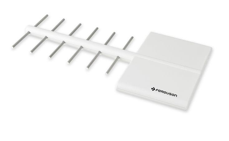 Od dziś antena YagiNX z filtrem sygnałów zakłócających generowanych przez sieci telefonii komórkowych LTE 4G i zasilaczem 5V, dostępna jest w naszym sklepie internetowym http://sklep.ferguson.pl/pl/p/Antena-YagiNX/136
