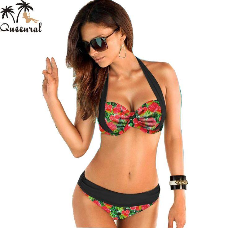 Badpak vrouwen bikini badpak badpak vrouwelijke hoge taille badpak zwembroek voor vrouwen plus size badmode push up bikini