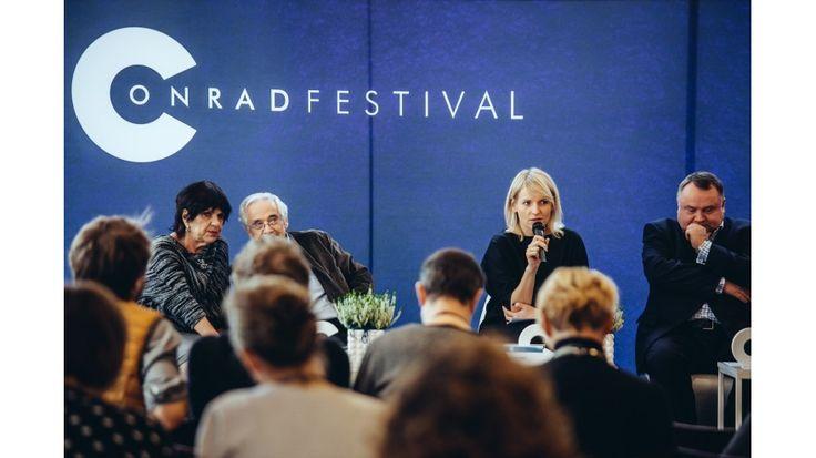 Conrad Festival 2016, Konferencja Prasowa  fot. Hasenien Dousery | www.blackshadowstudio.com