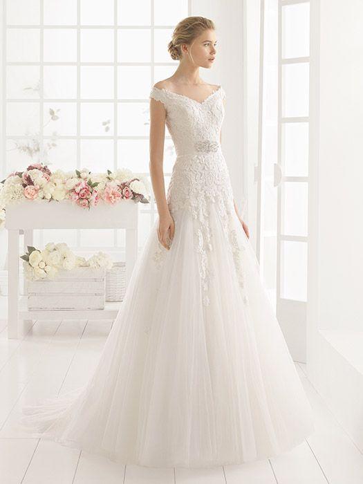 Robe de mariée – Aire – Mito
