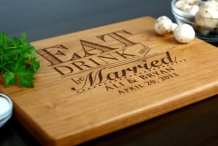 Wedding present!