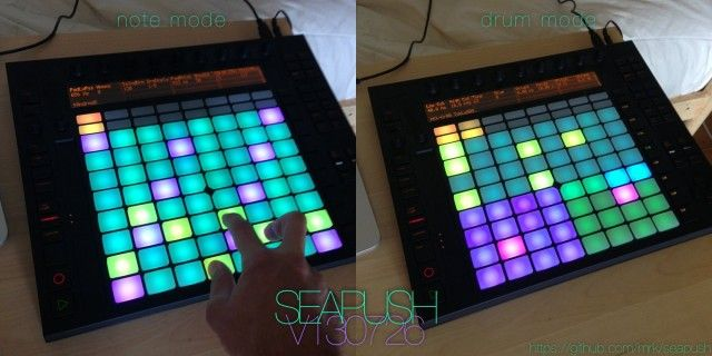 Tuning Ableton Live, Push: Undersea Colors for Push, Important Bugfixes for Live