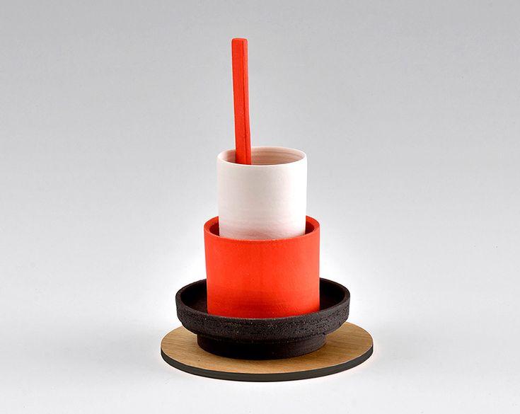 Porcelain+Stoneware+Wood #13 Samuel Accoceberrry