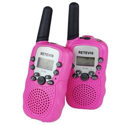 36 best walkie talkies for kids images on pinterest. Black Bedroom Furniture Sets. Home Design Ideas