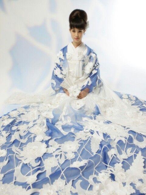 Kimono by Yumi Katsura