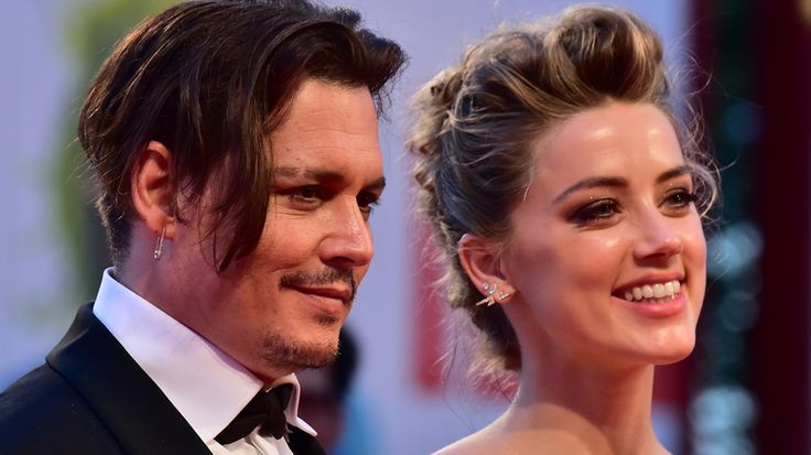 Johnny Depp et Amber Heard, trop beaux pour être vrais?