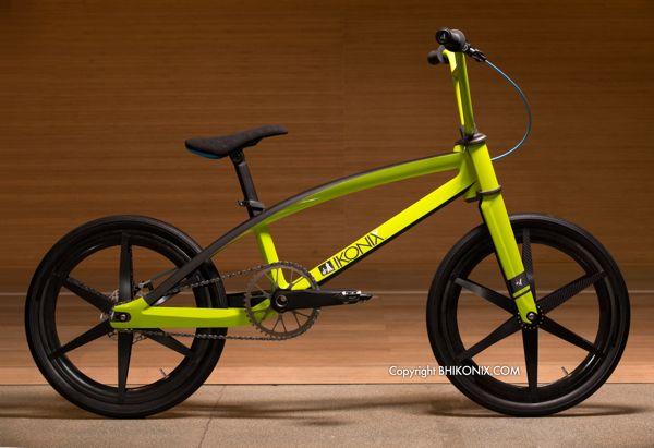 The future - Bob Haro's Ikonix SX1 BMX Race Bike