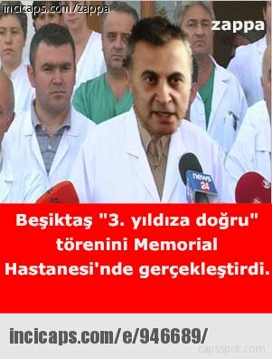 Beşiktaş Sakatlık Capsleri