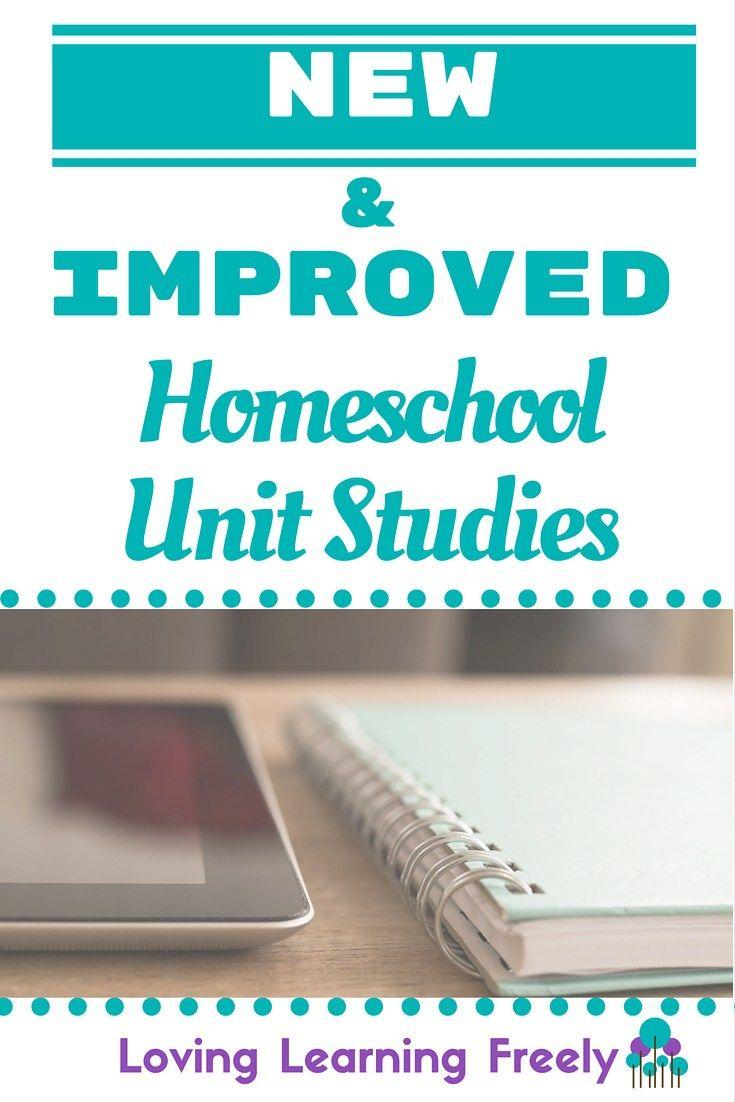 89 best Favorite Unit Studies images on Pinterest   Homeschool ...