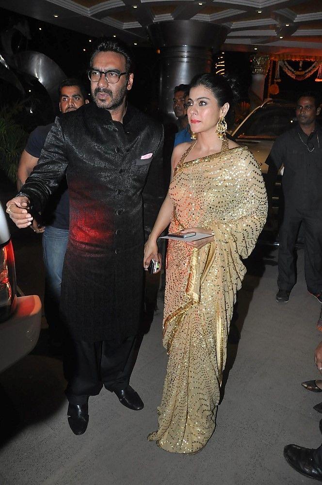 Bollywood, Tollywood & Más: Wedding reception of Amita Pathak and Raghav Sachar
