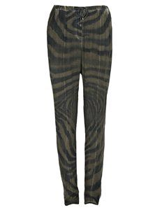 Cindie Printed Trousers by Vadum